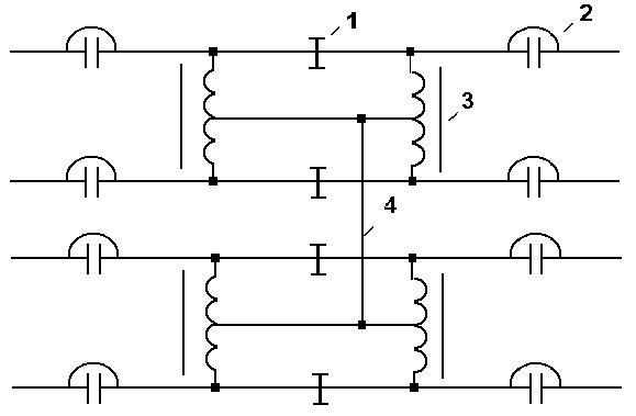 Схема питания тяговой сети